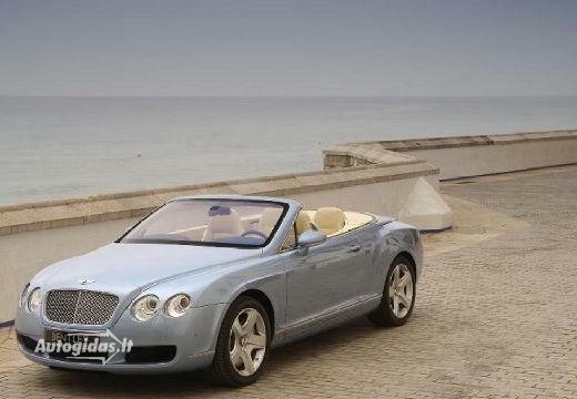 Bentley Continental 2007-2011