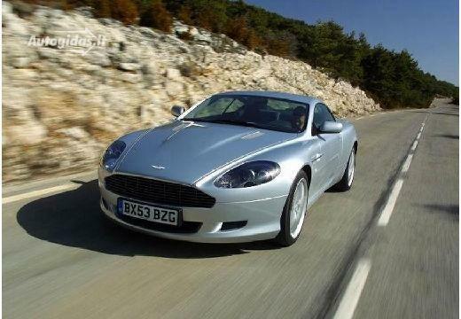 Aston Martin DB9 2004-2010