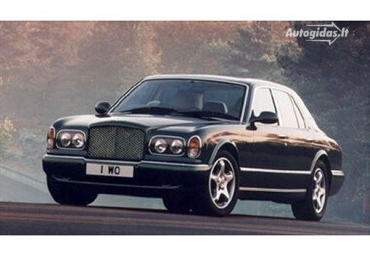 Bentley Arnage 2007-2010