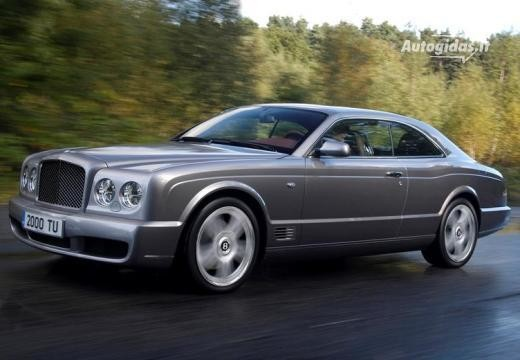 Bentley Brooklands 2007-2011