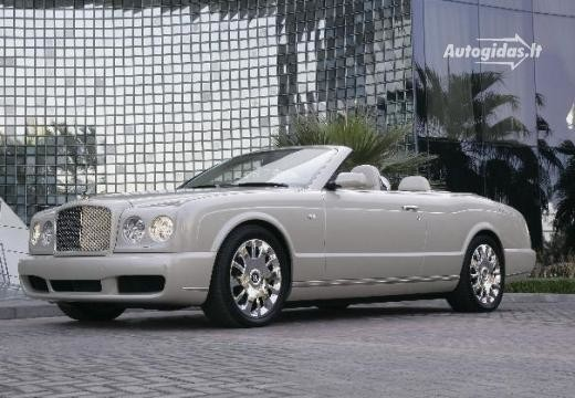 Bentley Azure 2007-2011