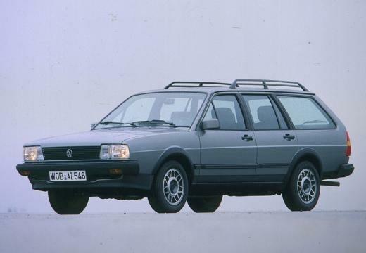 Volkswagen Passat 1983-1985