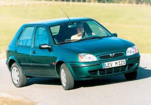 Mazda 121 2000-2002