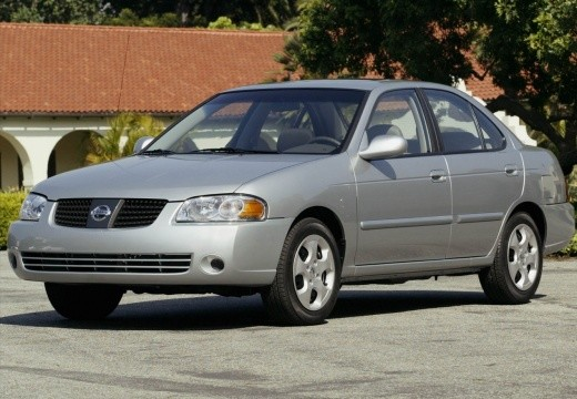 Nissan Sentra 2000-2002
