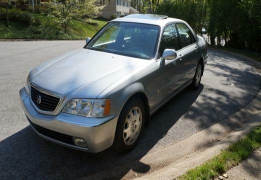 Acura RL 2002-2004
