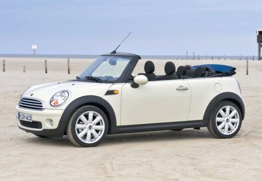 MINI cabrio 2009-2010