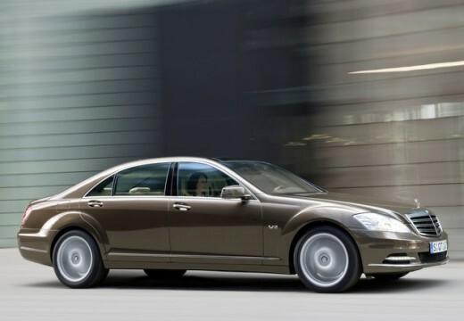 Mercedes-Benz S 500 2009-2011