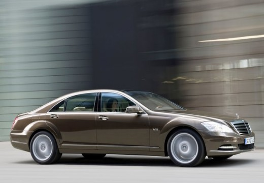 Mercedes-Benz S 400 2009