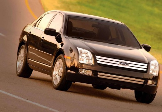 Ford Fusion 2007-2009