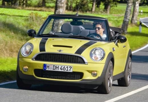 MINI cabrio 2010-2010