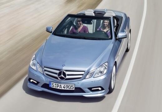 Mercedes-Benz E 500 2010-2011