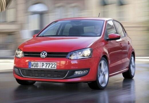 Volkswagen Polo 2009-2010
