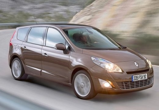 Renault Scenic 2010-2012