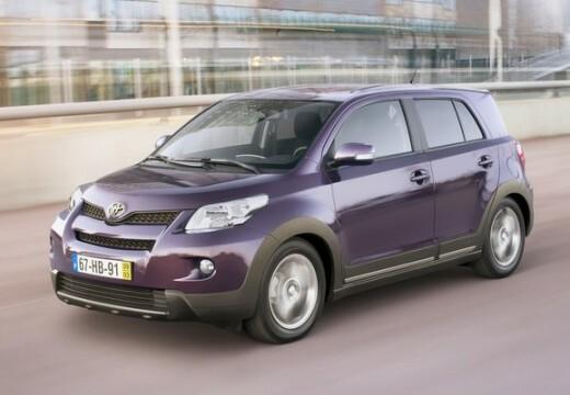 Toyota Urban Cruiser 2010-2012