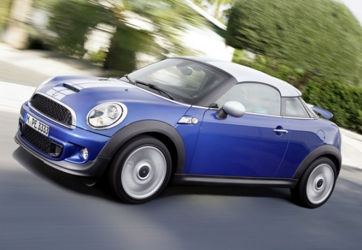 MINI coupe 2011