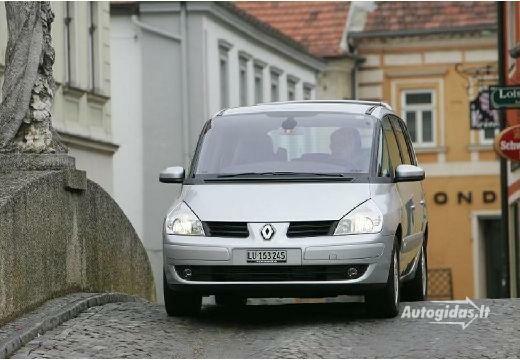 Renault Espace 2011-2012
