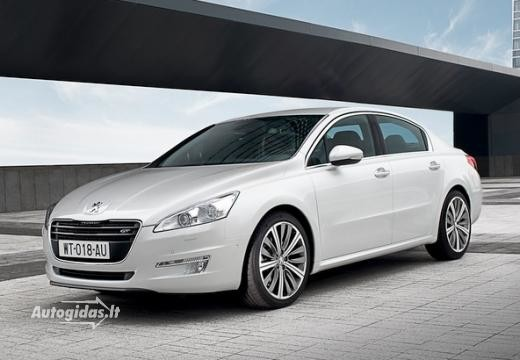 Peugeot 508 2011