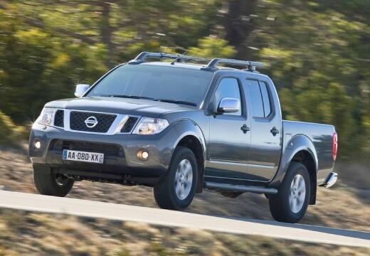 Nissan Navara 2011-2012