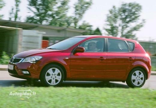 Kia Cee'd 2011-2012