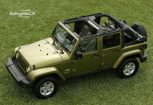 Jeep Wrangler 2011-2012