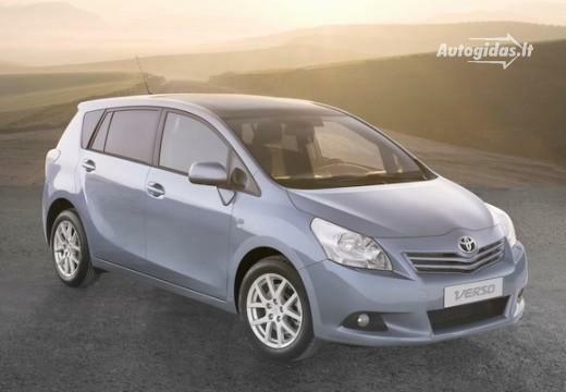 Toyota Verso 2011-2012