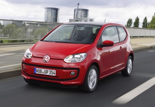 Volkswagen up! 2012-2016