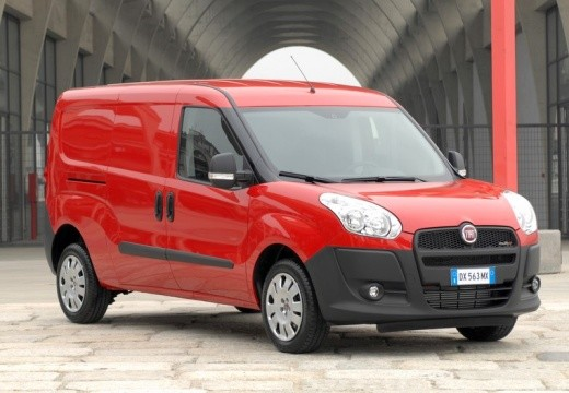 Fiat Doblo 2011