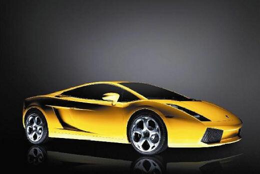 Lamborghini Gallardo 2007-2008