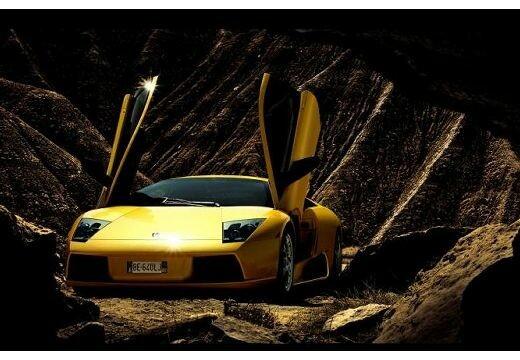 Lamborghini Murcielago 2007-2010