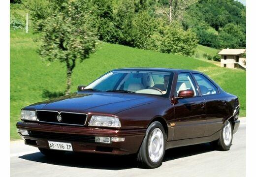 Maserati Quattroporte 1998-2001