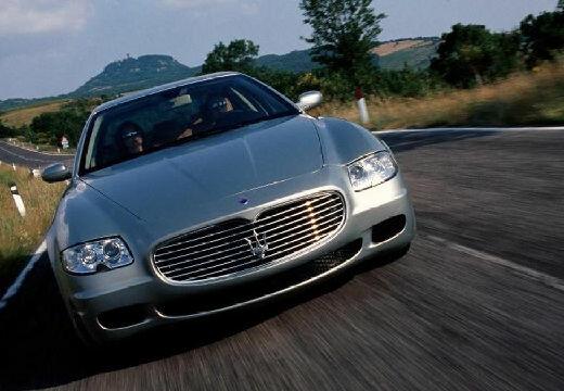Maserati Quattroporte 2005-2008