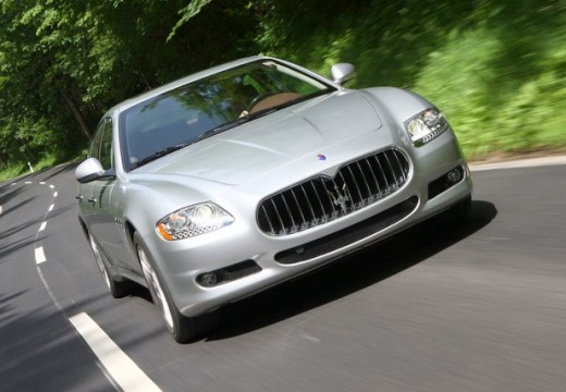 Maserati Quattroporte 2008-2013