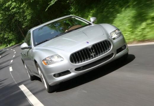 Maserati Quattroporte 2009-2013