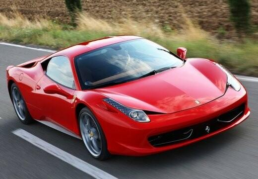 Ferrari 458 Italia 2009