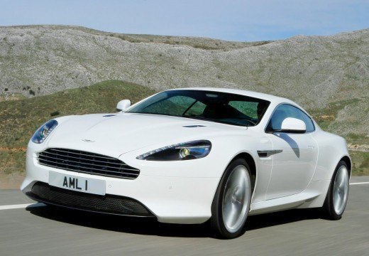 Aston Martin Virage 2011-2012