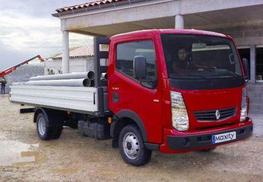 Renault maxity 2011