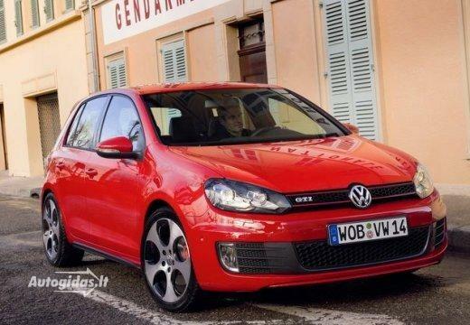 Volkswagen Golf 2011-2013