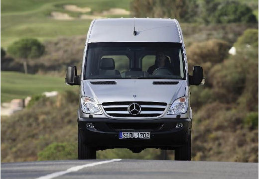 Mercedes-Benz Sprinter 2011