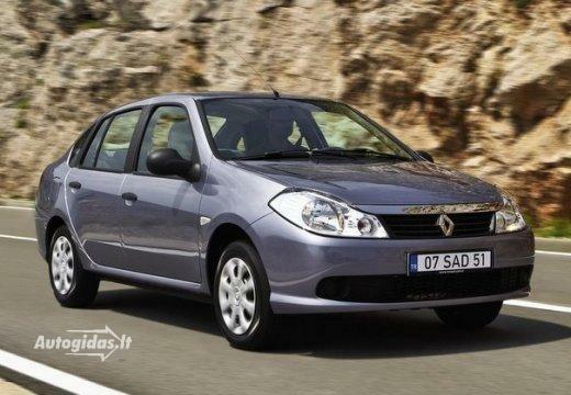 Renault Thalia 2012-2013