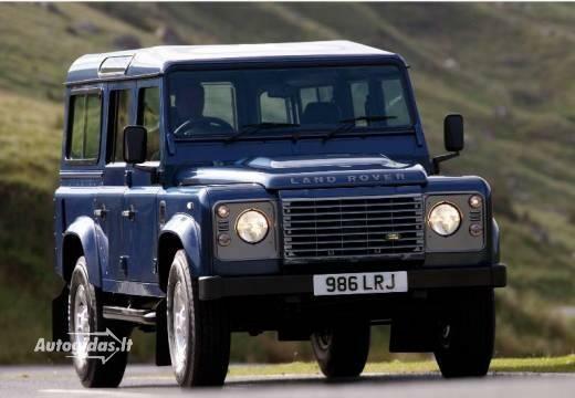 Land-Rover Defender 2012