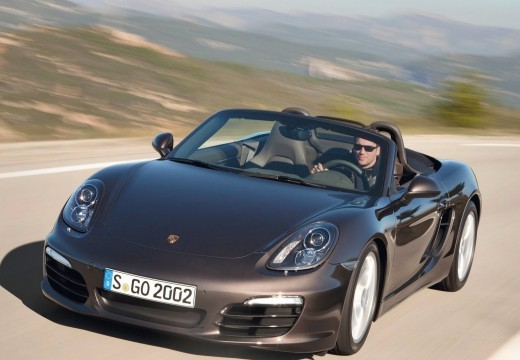 Porsche Boxster 2012