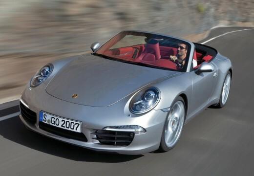 Porsche 911 2012