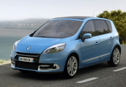 Renault Scenic 2012-2012