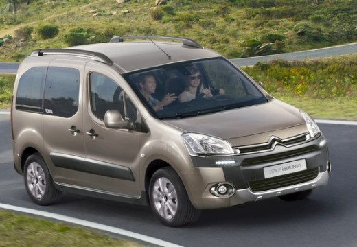 Citroen Berlingo 2012