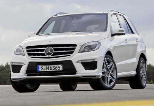 Mercedes-Benz ML 63 AMG 2012
