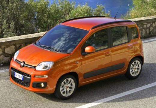 Fiat Panda 2012-2012
