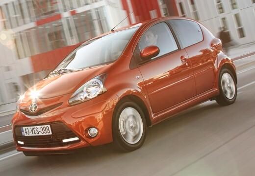 Toyota Aygo 2012-2013