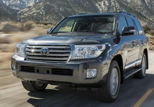 Toyota Land Cruiser 2012