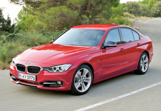 BMW 316 2012-2016