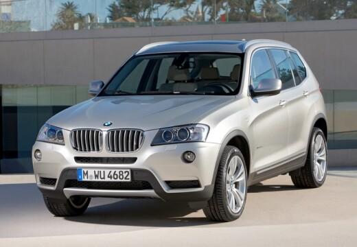 BMW X3 2012-2017